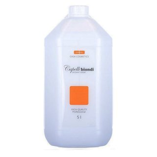 Capelli Biondi Oxidant Creme H2O2 Lotion 5000ml 9%