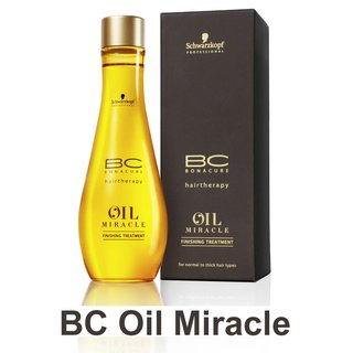 BONACURE Oil Miracle Finishing Treatment 100ml