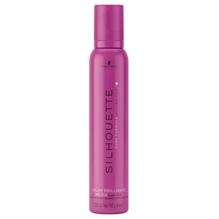 SILHOUETTE Color Brillance Super Hold Mousse 200ml