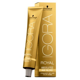 IGORA ROYAL ABSOLUTES AGE BLEND 8-01 Hellblond Natur Cendré 60ml