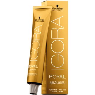 IGORA ROYAL ABSOLUTES 6-60 Dunkelblond Schoko Natur 60ml